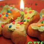 Birthday Cupcakes Homemade Dog Treats Recipe