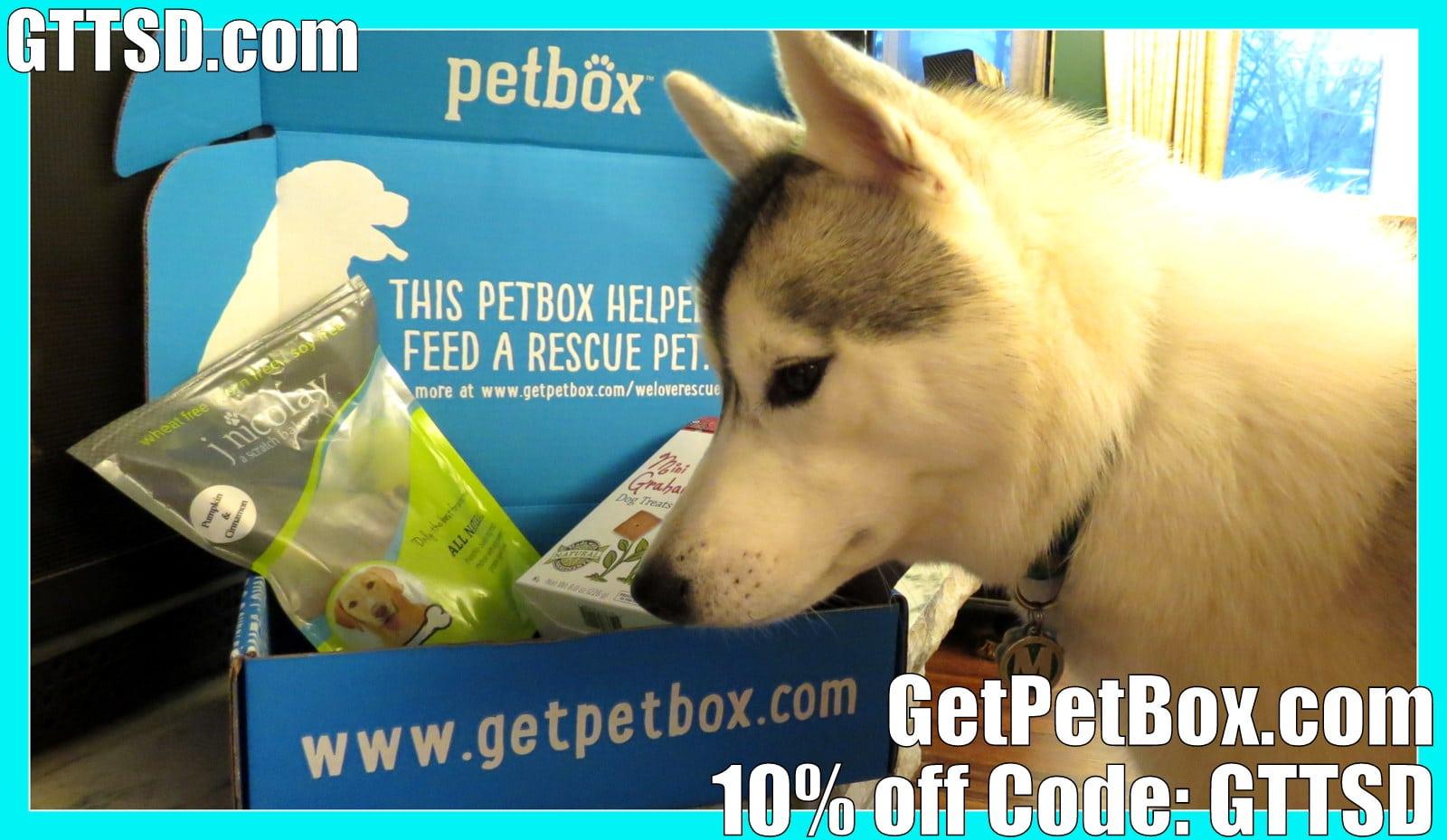PetBox Coupon Code