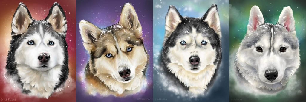 Win these Husky Posters