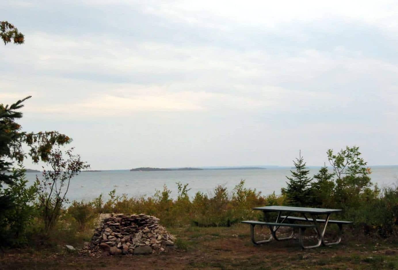 Drummond Island Township Park