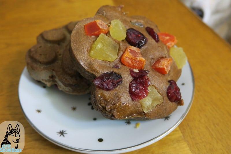 DIY Christmas Fruitcake