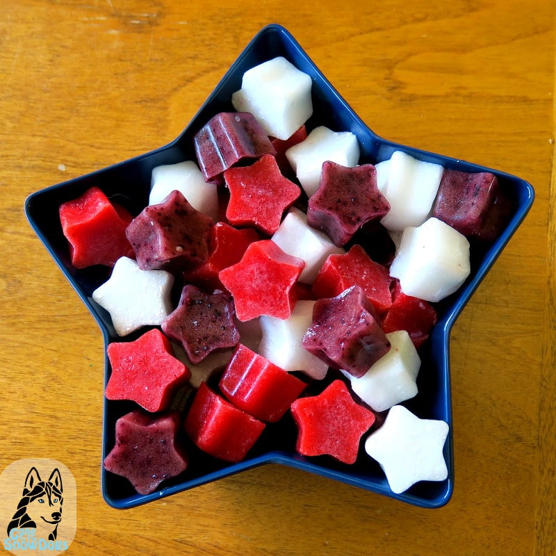 DIY Patriotic Fruit Stars