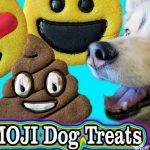 DIY EMOJI COOKIES FOR DOGS | DIY Dog Treats