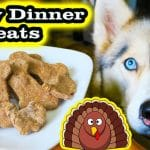 Thanksgiving Dinner for Dogs DIY Dog Treats