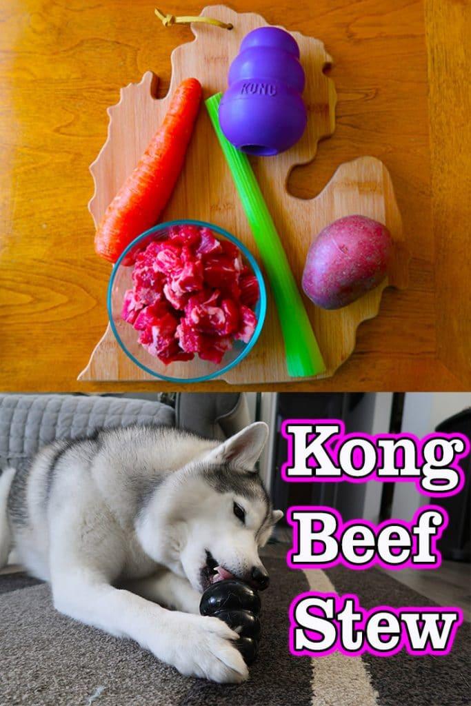 Beef Stew Kong Fillers